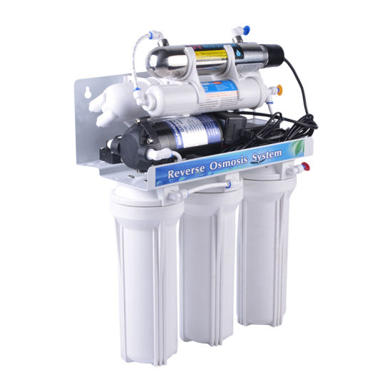 [Nw-RO50-A2UV] Home RO Water Filter with UV