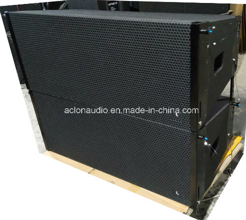 "Double 12"" Line Array Speaker (LAT212A) pictures & photos"