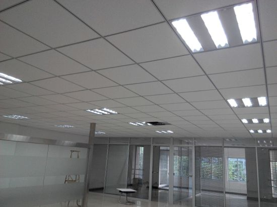 6mm 12mm Thickness Mineral Fiber Board Acoustic Ceiling Panels