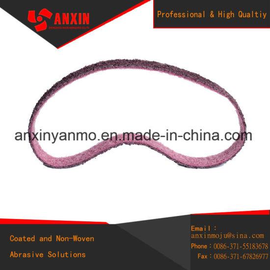 China 3m Non-Woven Polishing Abrasives Belt - China Sanding