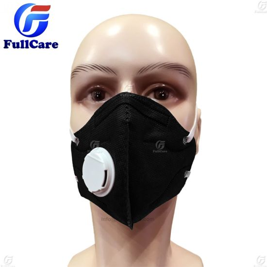 Anti-emrs With Ffp2 Disposable Mask Niosh95 Respirator Ce Nonwoven Ffp1 Dust En149 Folding Ffp3 Valve Face