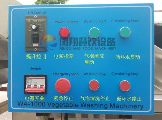 Electric Kale Washing Machine and Vegetable Cleaning Machine Verdura Washer