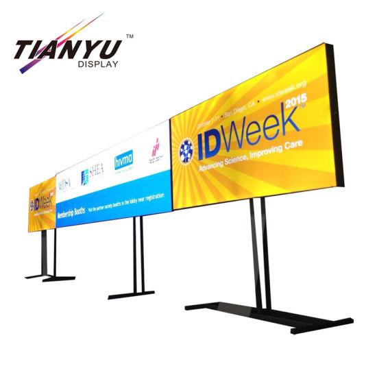 Aluminum Frame Easy Assemble Fabric LED Light Box for Advertising