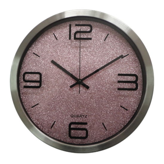 Modern Design Promotional Plastic Wall Clock pictures & photos
