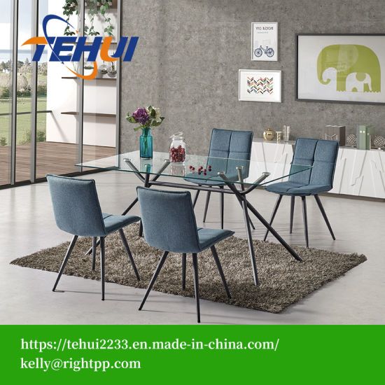 Modern Garden Patio Leisure Home Office Hotel Furniture Metal Table Furniture