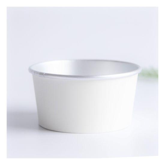 Disposable Aluminum Foil Paper Cups for Fries Popcorn