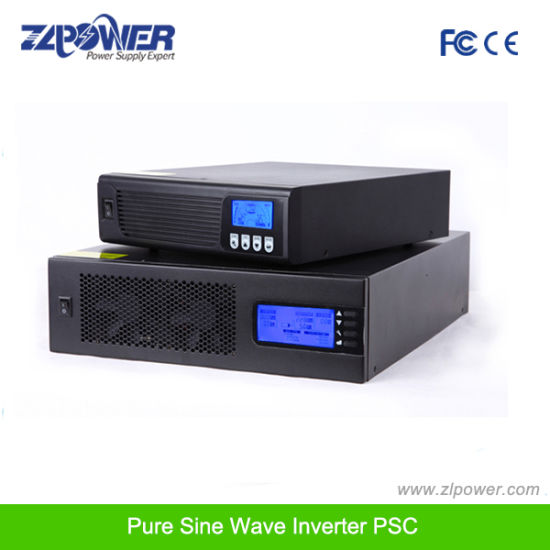 China High Frequency Pure Sine Wave off Grid Home Charger