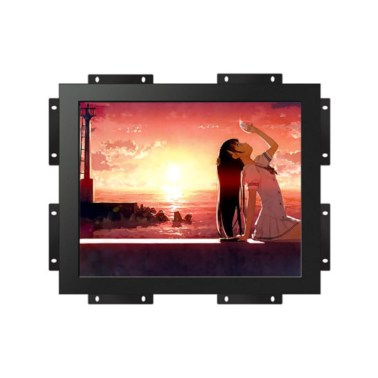 15 Inch TFT-LCD 1024*768/75Hz Cheap Raspberry Pi Touch Screen Monitor