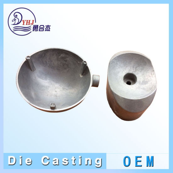 OEM Aluminum Alloy and Zinc Alloy Die Casting Spare Parts in China