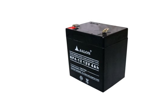 Rechargeable Seal Lead Acid Battery with Low Price 12V 4ah