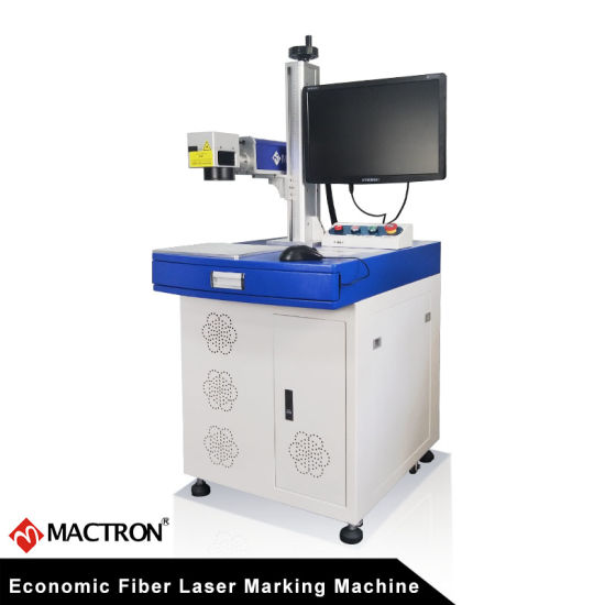 Factory Direct Sell 30W Fiber Laser Marking Machine for Metal