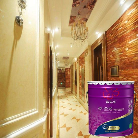 China Living Room Wall Paint Colors Emulsion Paint for Home Interior ...