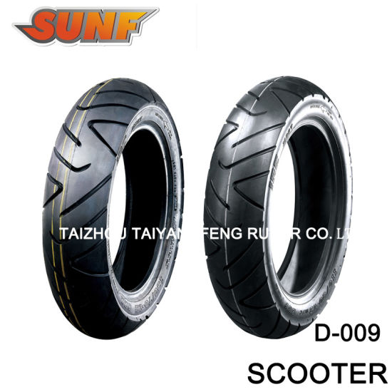 Rubber Tubeless Scooter motorcycle Motocross Compounet Glof Carttire