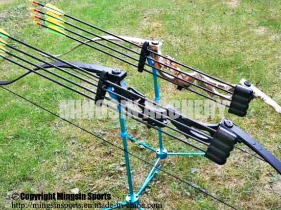 China Black 48 Recurve Bow 20lbs Draw Weight 28 Draw Length For