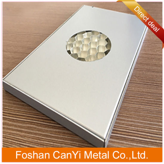 15mm Aluminum Honeycomb Panel Durable Interior Wall Material pictures & photos