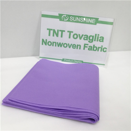 TNT Fabric for Disposable Table Cloth pictures & photos