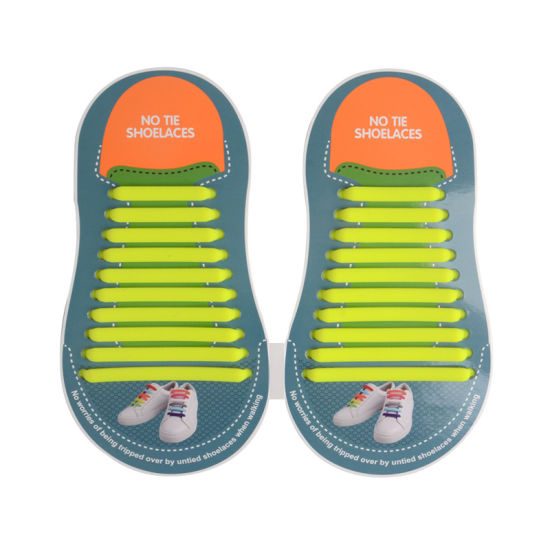 official supplier classic style 50% price China Adult Lazy Elastic No Tie Shoelaces Free Tying ...