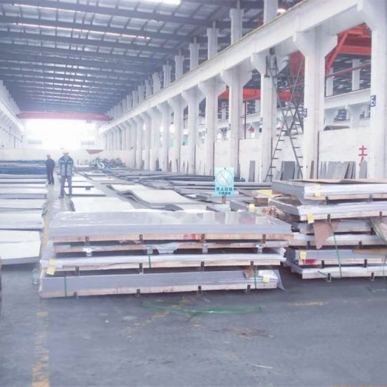 China Fctory Ss 316/ 316L Stainless Steel Sheet Used in Ocean/ Offshore Environment