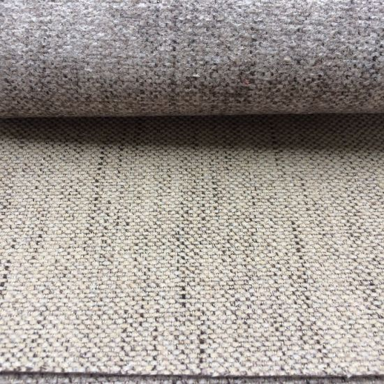 China Imitated Linen 100 Polyester Linen Look Sofa Upholstery