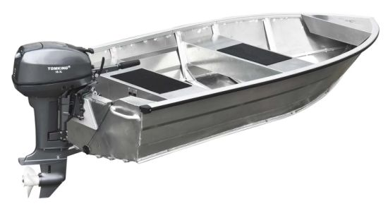 Aluminum Boat with Console /Alloy Boat /Speed Boat