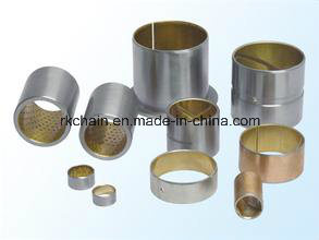 Bi-Metal Bushing (Alloy material AlSn20Cu) pictures & photos