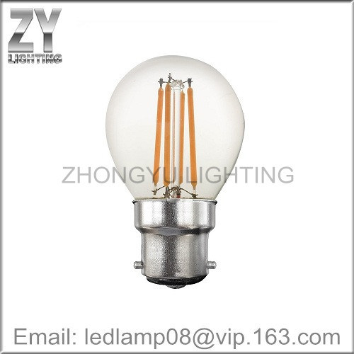 Globle G45 Dimmable LED Filament Lamp