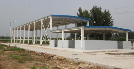 Steel Structure Prefabricated Building (ZY118) pictures & photos