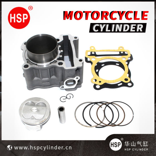 High Quality Motorcycle Parts Cylinder Block Kit for YAMAHA LC135