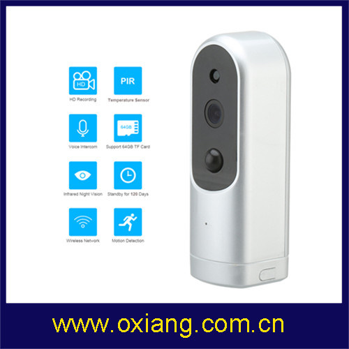 1080P WiFi Smart Camera Built in Battery pictures & photos