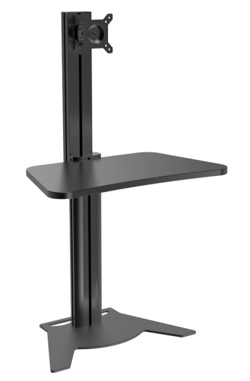 "Desktop & Wallmount Workstationsingle Monitor 10-24"" Height Adjustment (DW 002B) pictures & photos"