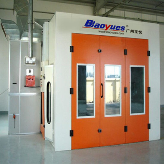 Beauty Model Used Car Spray Booth for Sale 17.5kw