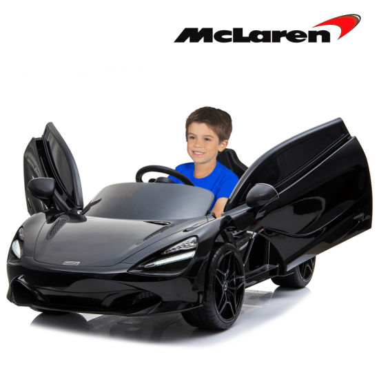 Licensed Mclaren 720s12V Black Ride on Car W/ Remote Control, Leather Seat pictures & photos