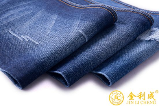 Dark Blue Indigo Denim Fabric pictures & photos