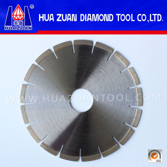 Popular 250mm Fan-Type Marble Blade Diamond Cutting Disc in Quanzhou pictures & photos