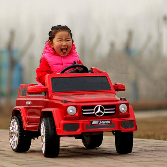 China Kids Electric Car Baby Remote Control Car with Music and Light pictures & photos