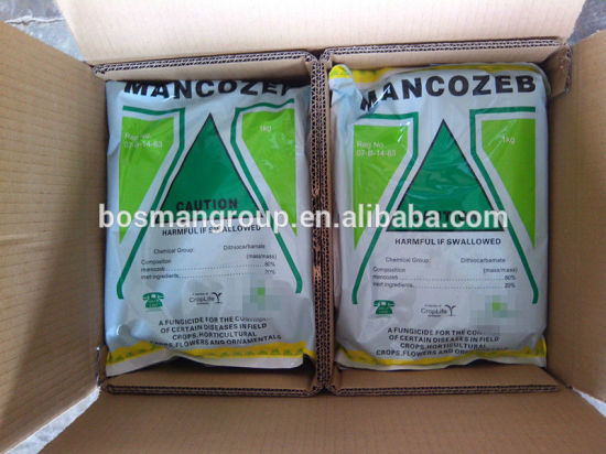 High Quality Fungicide Mancozeb 80% WP pictures & photos