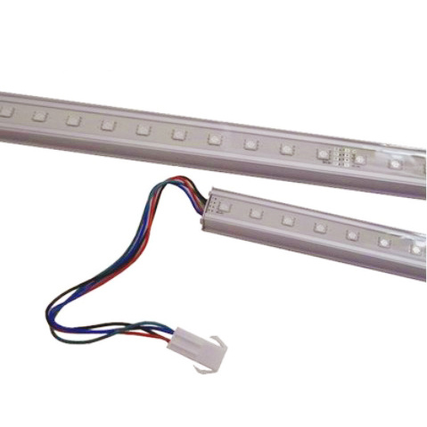 (A54-W/M/G/B/A/R/RGB-IP64) Aluminum Profile LED Strip Light
