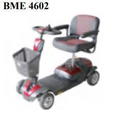 Outdoor 4 Wheels Leisure Fashion Elderly Mobility Scooter Power Electric Scooter