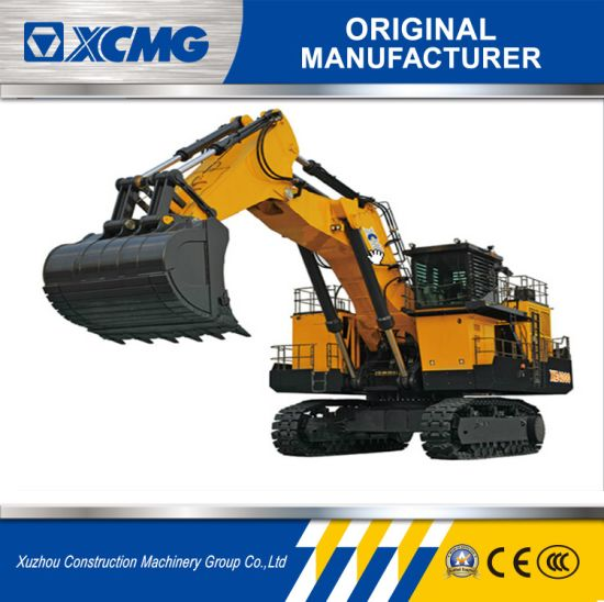 Xcmg Official Xe400c 40ton Services Excavator Jobs