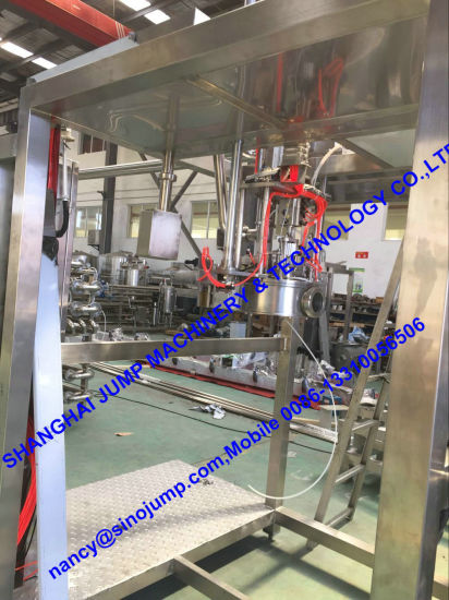 Multi-Head Aseptic Bag Filling Machine/Equipments