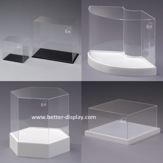 Custom Clear Acrylic Counter Display Box (BTR-Y3016)