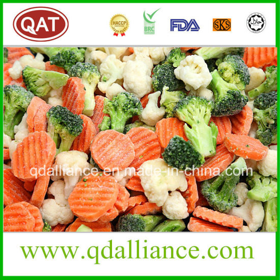 Frozen Oriental California Frozen Mixed Vegetables pictures & photos
