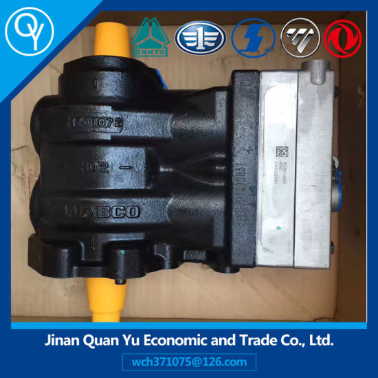 Air Compressor for Truck Part (WG1093130001) pictures & photos