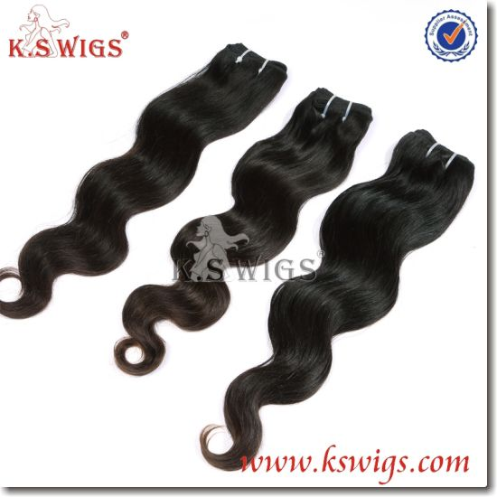 Wholesale Hair Extension Virgin Remy Brazilian Human Hair pictures & photos