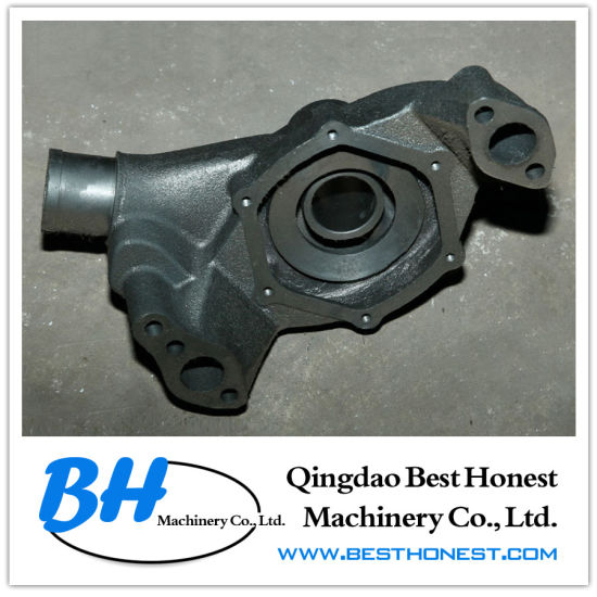 Casting Pump Body (Water Pump Parts) pictures & photos