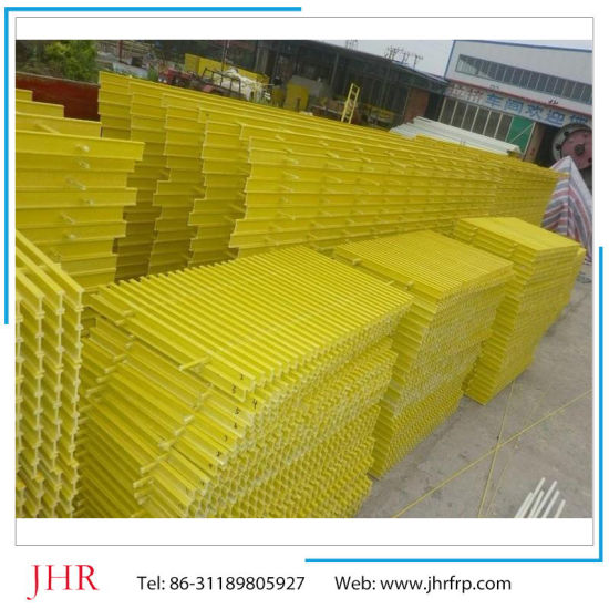 Composite FRP Floor Pultruded Gratings pictures & photos