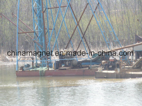 Sand Drilling Rig Suction Dredger Vessel for Sand Mine pictures & photos