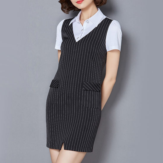 b81b234df99 Office Lady Formal Dress and Ladies Official Career Dresses pictures    photos