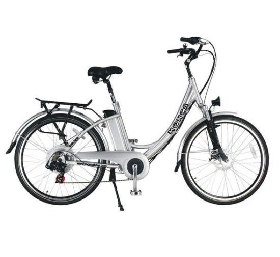 China 250w Low Noise Brushless Dc Hub Motor City E Bicycle Lady E