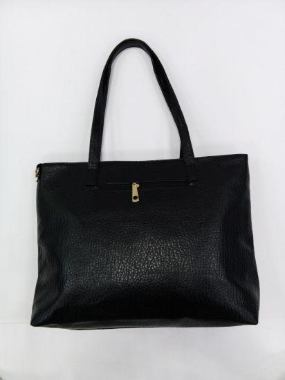 Designer Lady Handbags Made Of Pu Material